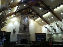 Trophy Room Lights