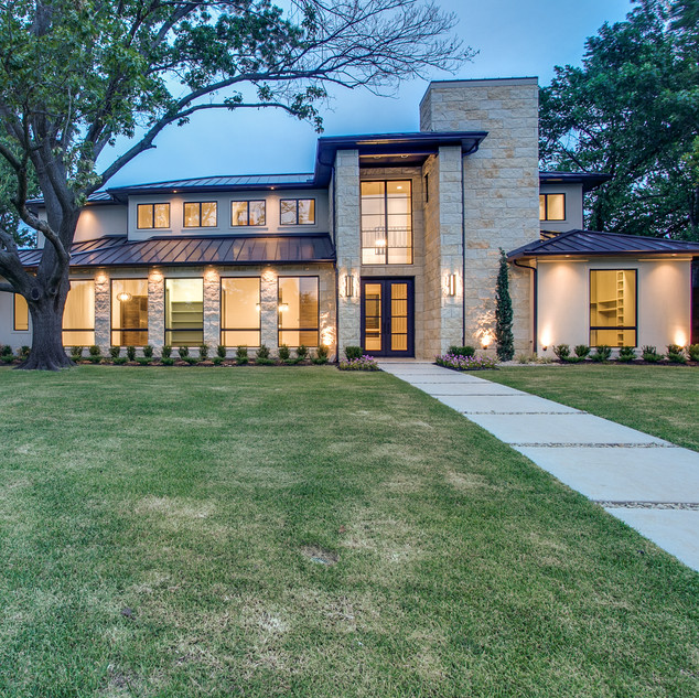 Hill Country Modern Design