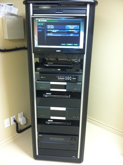 Distributed Entertainment system in Midland TX