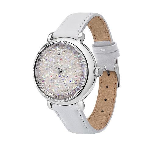 Часы серебро