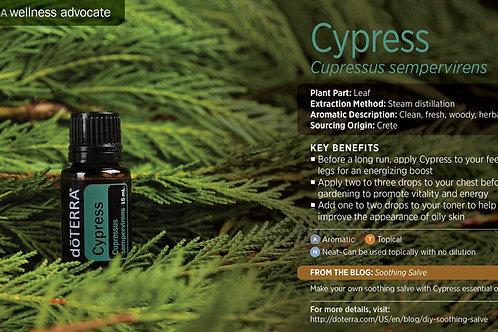 Cypress 15 mL