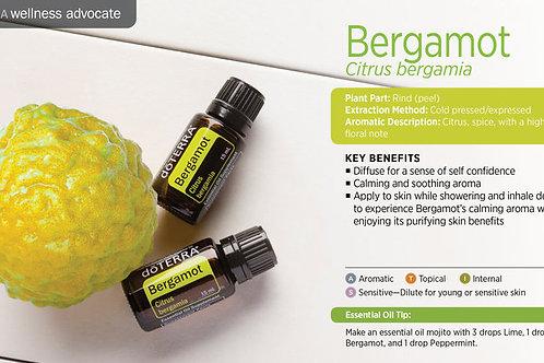 Bergamot 15 mL