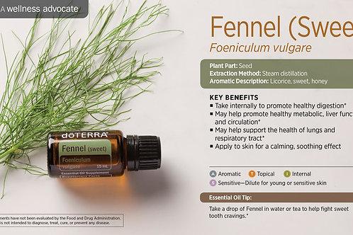 Fennel 15 mL