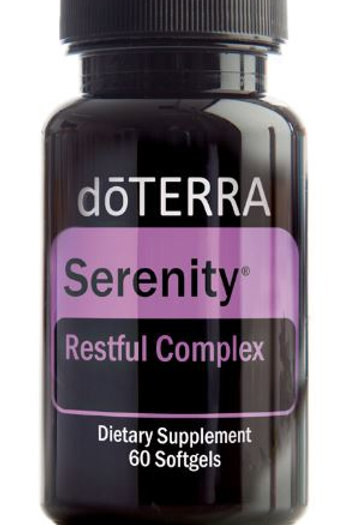 Serenity Restful Complex Softgels
