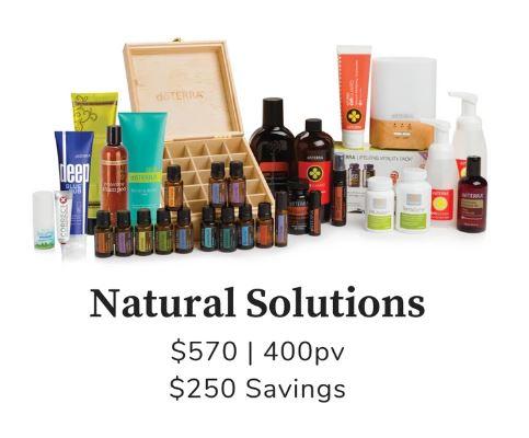 Natural Solutions Bundle