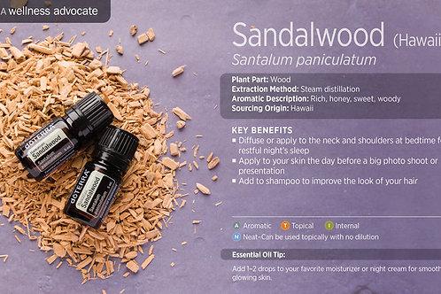 Hawaiian Sandalwood 5 mL