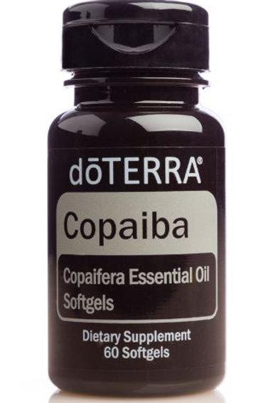 Copaiba Softgels