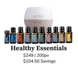 Healthy Essentials Bundle