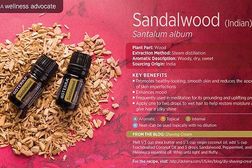 Indian Sandalwood 5 mL