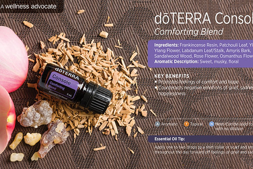 Console Blend (Comforting Blend)