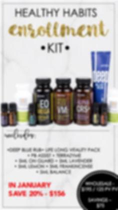 January Healthy Habits Enrollment Kit.jp