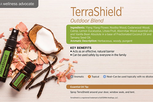 TerraShield (Outdoor Blend)