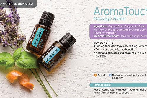 AromaTouch 15 mL (Massage Blend)