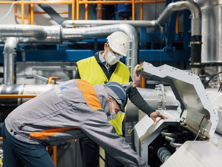 Wärtsilä випробує двигун на чистому водні для створення безвуглецевих енергетичних систем