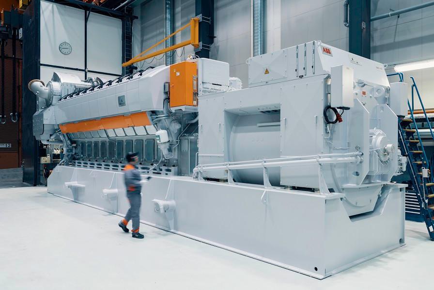 Повномасштабні випробування здійснюються лабораторією двигунів Wärtsilä у м.Вааса, щоб оцінити оптимальні параметри двигуна для роботи на водневому та аміачному паливі