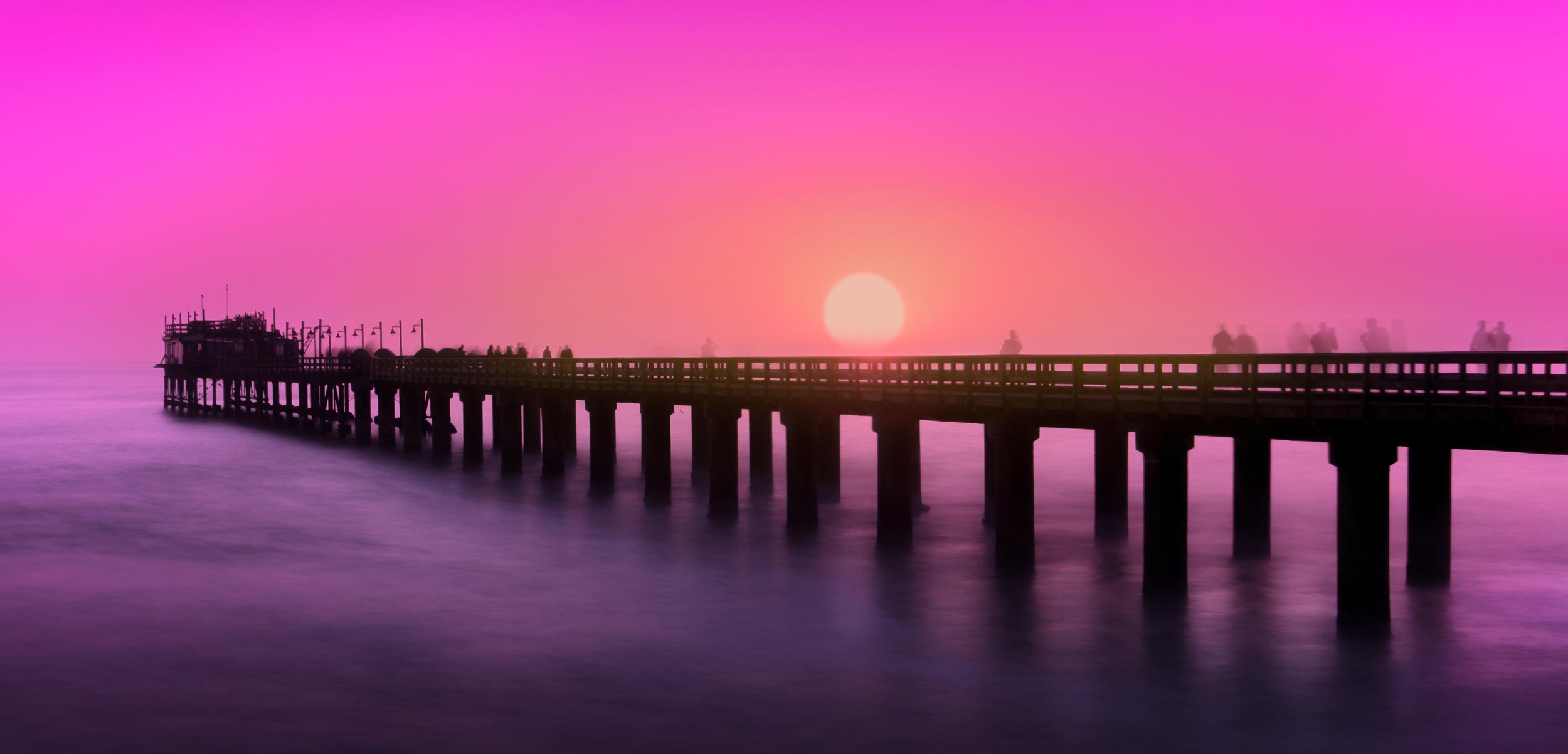 bridge-sun