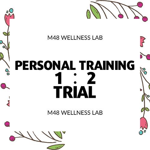 Personal Training 1:2 Trial