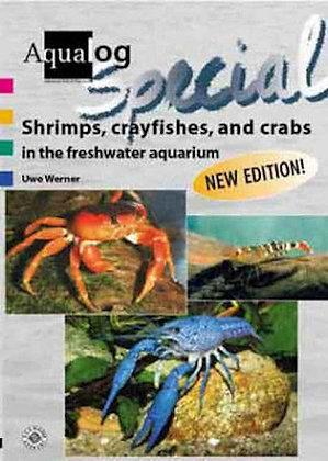 Aqualog Alles over garnalen, krabben & kreeften