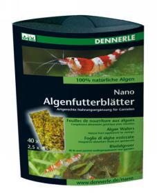 Dennerle alg voeder blaadjes