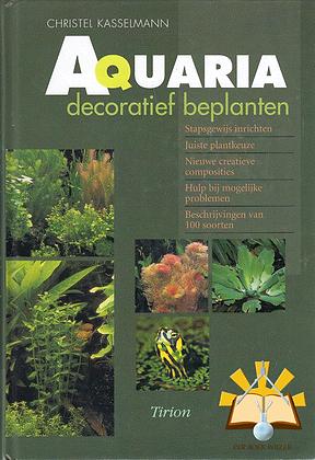 Aquaria decoratief beplanten
