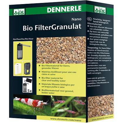 Dennerle Bio filter granulaat