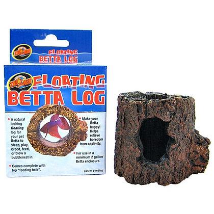 Drijvende Betta houtstronk