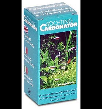 Carbonator Sochtung navulling