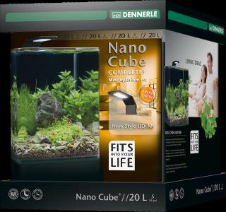 Dennerle Nano Cube Complete + 20 L
