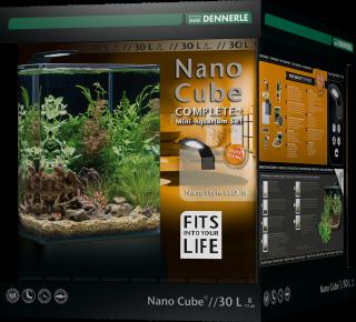 Dennerle Nano Cube Complete + 30L