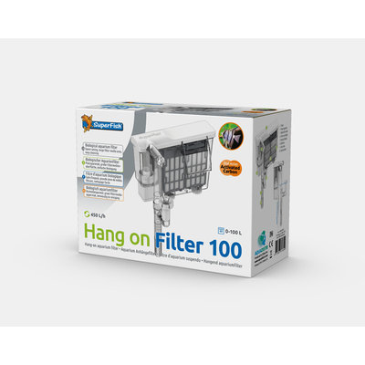 Hang on filter 100