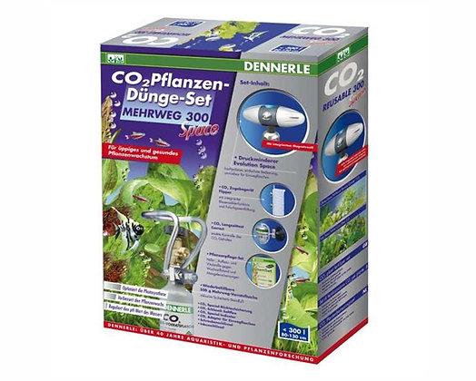 Dennerle CO2 Hervulbaar 300 Space