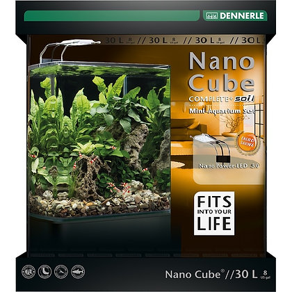 dennerle Nano Cube Complete + 30 L Power led