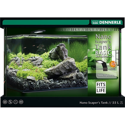 Dennerle Scapers tank Basic 55 L
