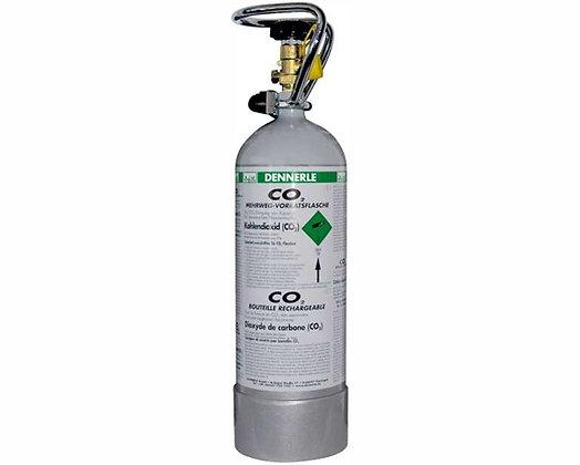 Dennerle CO2 Hervulbare fles 2 Kg.