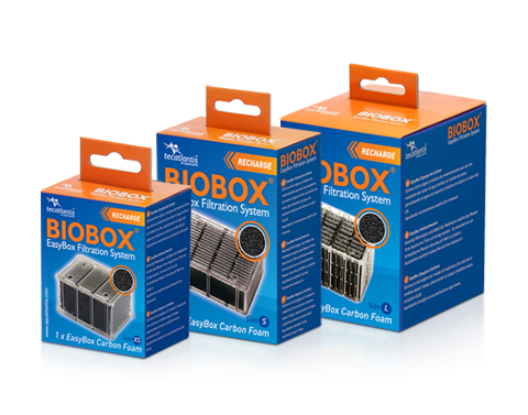 Easy box Activated Carbon S