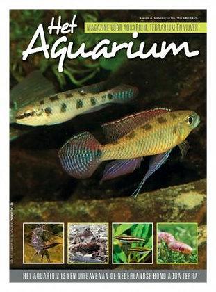 Tijdschriften Het aquarium