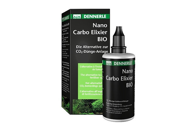 Dennerle Nano Carbo Elixier Bio