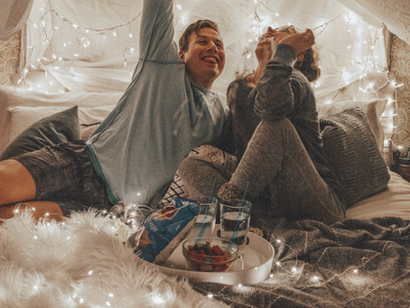 Date Nights In - 50 Ideas for Fun at Home Date nights