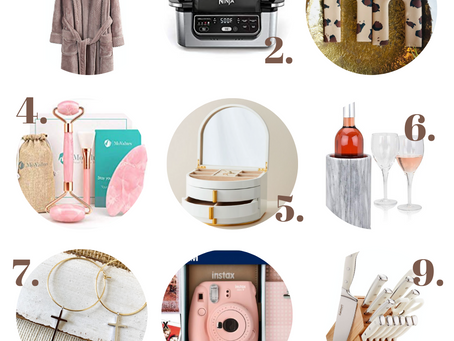 Holiday Gift Guide 2019, for the ladies in your life!