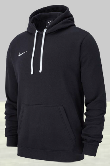 Nike Team 19 Club Pullover Hoodie - with LUSC logo