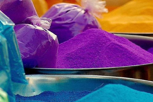 צבע מאכל סגול טבעי