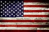 11698175-amerique-drapeau-peint-sur-fond