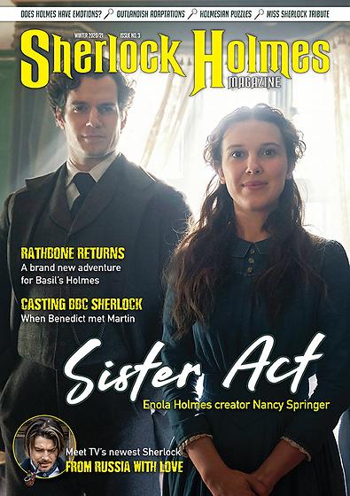 Sherlock Holmes Magazine Winter_2020_21_