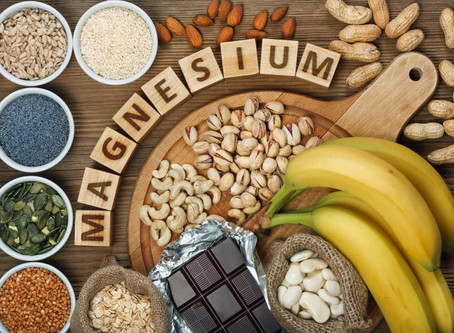 ABC Nutrition on Magnesium