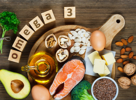 The ABC's of Omega-3s