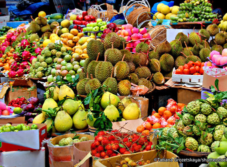 The ABC's of Exotic Fruit