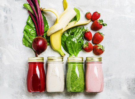 ABC's on Juicing: Recipes for Immune and Women's Nutrition