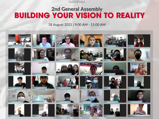 VPDC Held its 2nd General Assembly: Building Your Vision to Reality
