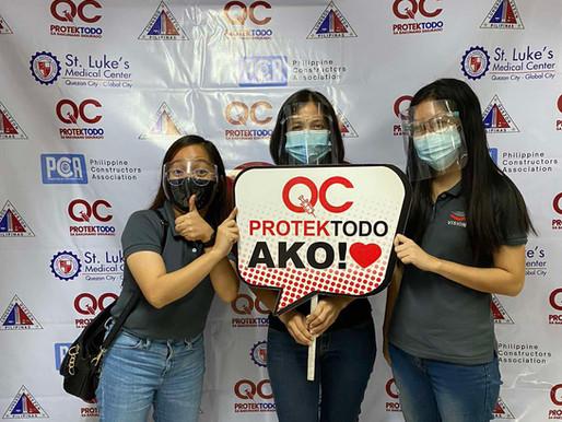 Kabalikat sa Kaligtasan: VPDC Employees Say Yes to COVID-19 Vaccination
