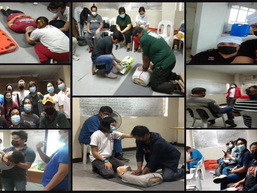 VPDC aims to upgrade and upskill its staff through various safety training programs